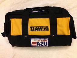 "New Dewalt DCK019 19"" Tool Bag Heavy Duty Ballistic Nylon"