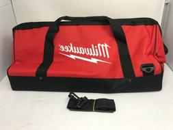 "New Extra Large 23 Inch Milwaukee Heavy Duty Tool Bag 23""L x"