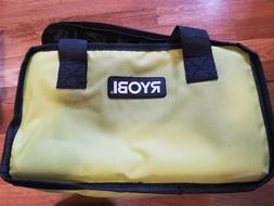 "New RYOBI GENUINE  Heavy Duty Contractor Tool Bag 12"" x 10"