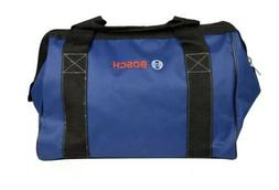 """3 Bosch Soft Heavy Duty Nylon Tool Bags 15/"""" X 10/"""" X 10/"""" New From Larger Kit"""