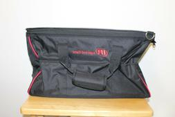 NEW Ingersoll Rand Canvas Tool Bag with Pockets LARGE 20 x 1