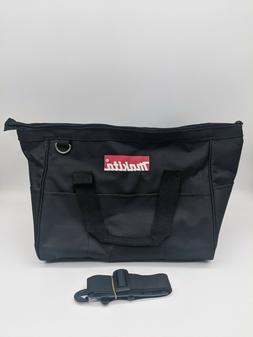 NEW Makita Large Tool Bag Zippered - Handles & Shoulder Stra