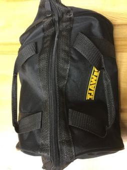 NEW DeWALT Nylon Ballistic Carrying Tool Bag DC825 DC970 DW9
