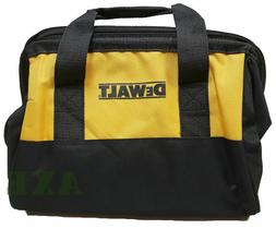 "Dewalt New Nylon Heavy Duty Contractor Tool Bag 13""Heavy Dut"