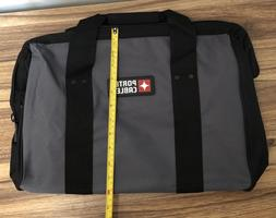 New Porter Cable Soft Sided Power Tool Bag 44cm*26cm*30cm