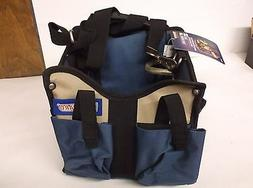 New Power Tool Tote bag 10 Inch Heavy Duty  Built in Steel h