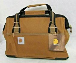 "NEW! Carhartt® Signature Series 14"" Tool Bag Abrasion Resis"