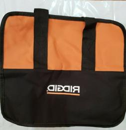 NEW RIDGID TOOL BAG 10X7X5 CARRYING CASE FOR 18 VOLT DRILL/I