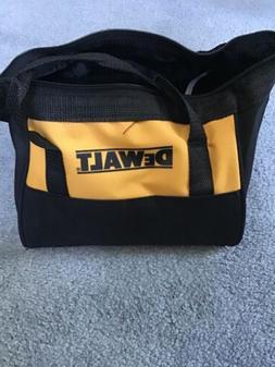 """New Dewalt DeWalt Tool Bag 11""""x9""""x7"""" for DCD711, DCB207 DC10"""