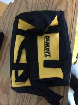 "New Dewalt DeWalt Tool Bag 11""x9""x7"" for DCD711, DCB207 DC10"