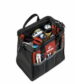 "NEW~Husky tool bag 12""Tool Bag & NEW 6 PIECE SCREWDRIVER SET"