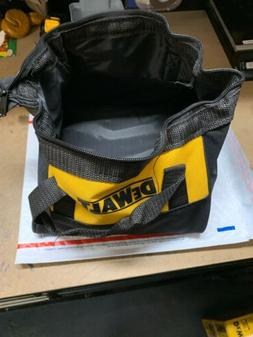 "New Dewalt DeWalt Tool Bag 9""x9""x7"" for DCD711, DCB207 DC107"