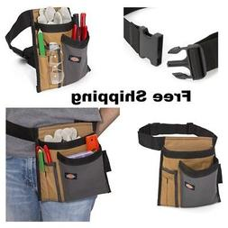 NEW Tool Belt Pouch Bag For Men With 5Pocket Single Side Apr