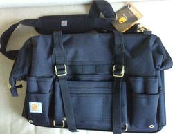 "NWT black Carhartt Legacy Series 18"" tool bag molded base"