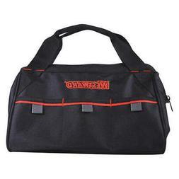 WESTWARD Nylon Tool Bag,General Purpose,3 Pockets, 53JW42, B