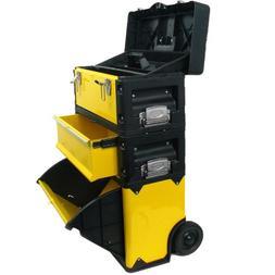 ADG Oversized Portable Tool Chest Three Tool, 1 ea