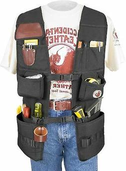 Oxy Pro Work Vest - Left Handed - Occidental Leather - 2575L