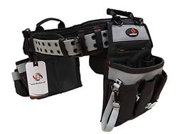 TradeGear PART#SZA Electrician's Belt & Bag Combo - Heavy Du