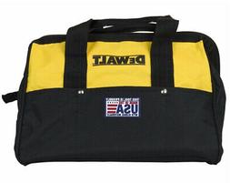 "DEWALT Part # N037466 13"" 6 Pocket Heavy Duty Nylon Canvas C"