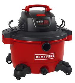 CRAFTSMAN 17594 12 Gallon 6 Peak HP Wet/Dry Vac, Portable Sh
