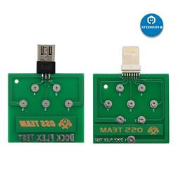 PHONEFIX Micro USB Dock Flex Test Board for <font><b>iPhone<