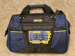Polyester Zippered Closed Tool Bag Heavy Duty Storage Organi