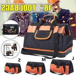 Portable Electrician Oxford Cloth Heavy Duty Tool Bag Contra