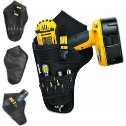 Portable <font><b>Heavy</b></font> Duty Drill Driver Holster