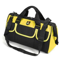 Portable Tool Bag Heavy Duty Storage Pouches Contractor Hard