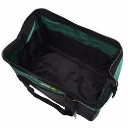 Portable Wide Large Tool Bag with Water Proof Molded Base