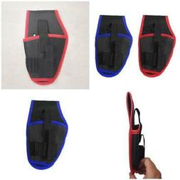 Practical Drill Holder Holster Pouch Cordless Tools Drill Wa