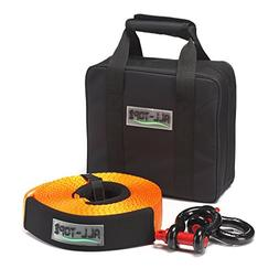 recovery tow strap kit