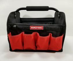 Craftsman Red 12In. Tool box Set Tote Bag Gardening Organize