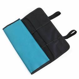 Roll Up Portable Tool Bag Storage Repairing Screwdriver Wren