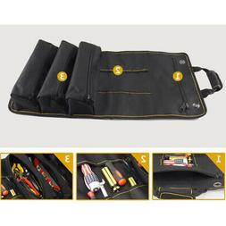 roll up tool pouches bags for electrician