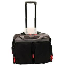 New G.P.S. Rolling Range Bag 2215rb, Padded Sides and Bottom