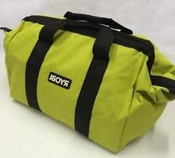 "New Ryobi 18"" x 12"" x 12"" Contractors Heavy Duty Green Tool"