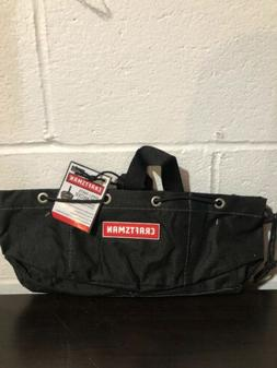 Craftsman Small Parts Organizer Tool Bag Storage 6 Pockets #