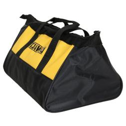 "NEW DeWALT Soft Heavy Duty Nylon Black and Yellow 12"" X 9"" X"