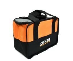 RIDGID Soft Sided Heavy Duty Canvas Contractor's Tool Bag Si