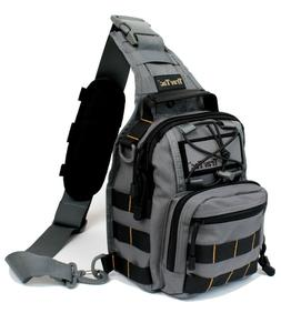 TravTac Stage II Sling Bag, Small Premium EDC Tactical Sling