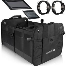Starling's Car Trunk Organizer Durable Collapsible Adjustabl