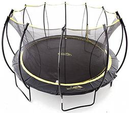 SkyBound Stratos 15 Foot Trampoline with Updated Safety Net