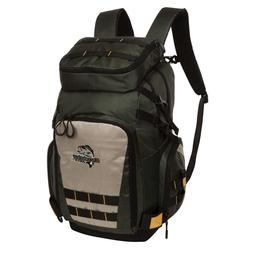 Tackle Backpack Fishing Bag with Utility Boxes Side Tool Dua