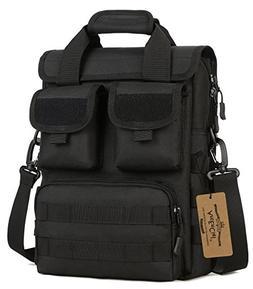 ArcEnCiel Men Outdoor Tactical Bag Oxford Molle Messenger Ba
