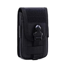tactical molle phone pouch holder