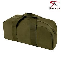 """Rothco Tanker Tool Bag - Olive Drab 19"""" x 9"""" x 6"""" Polyester"""