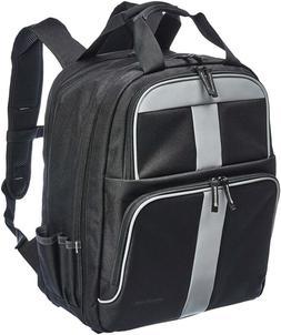 Tool Bag Backpack 50-Pocket 2 Pocket Front 100% Polyester Ea