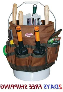 Bucket Boss Tool Bag Bucket 10030 Organizer Tools Handy Pock