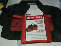 Craftsman Tool Bag Combo 13 in & 18 in 37537. Brand New.